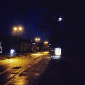 Nighttime Tübey