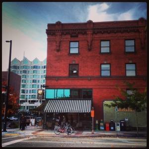 Downtown Boise - Java Building